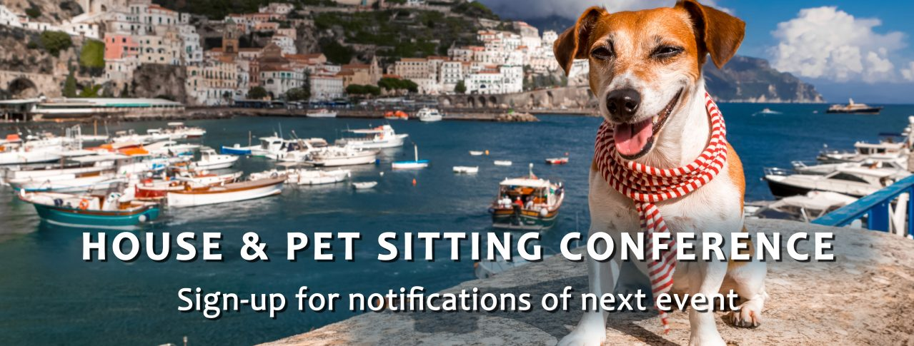 House & Pet Sitting Conference 2020